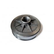 Brake drum R50 - R69S - OD = 206.0 mm